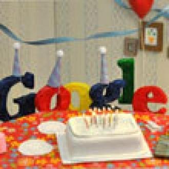 Google 13 Yaşına Bastı