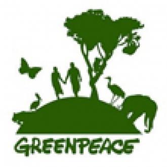 Greenpeace de Sayfasını Kararttı