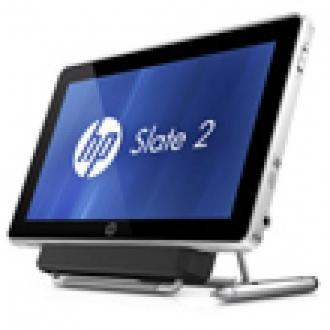 HP, Windows'lu Tabletlere Devam Ediyor