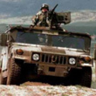 Yeni Dizayn Askeri Humvee