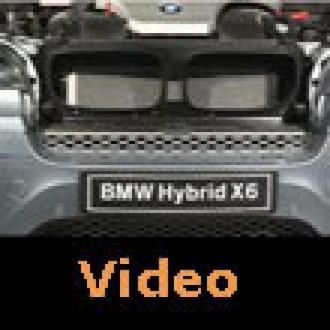 BMW X6 Hybrid Hakkında Her Şey