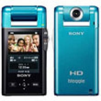Sony'den 3D Cep Kamerası