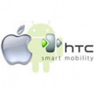 Apple, HTC'yi Kıskıvrak Yakaladı