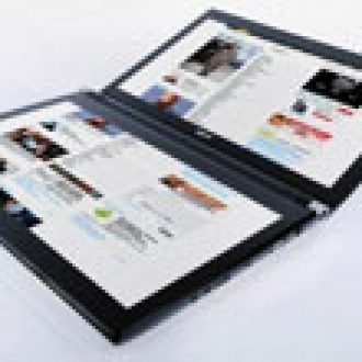 Acer'dan Çift Ekranlı Dizüstü Bilgisayar