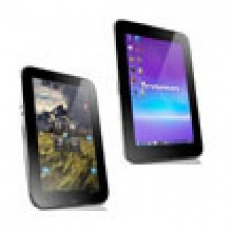 Lenovo Tabletler Gün Yüzüne Çıktı