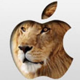 Mac OS X Lion'a Güncelleme Geldi