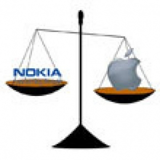 Nokia, iPhone'a Salladı