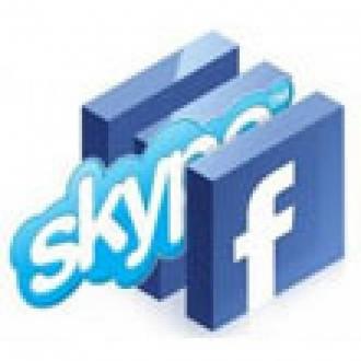 Yeni Skype İle Facebook Birleşti