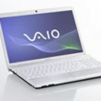 Sony VAIO Serisi Dizüstüler Güncellendi