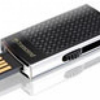 Transcend'ten Şık Bir USB Bellek