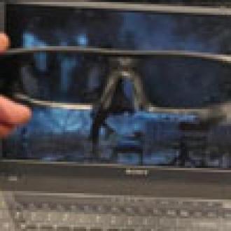 Dizüstünde Gerçek 3D Deneyimi