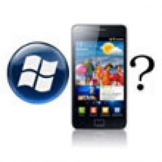 Windows Phone 7'li Galaxy S II İddiası