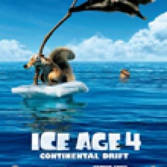 Ice Age 4'ün Yeni Fragmanı Yayınlandı