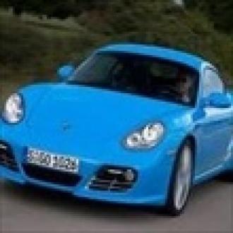 Galeri: Porsche'dan Mavi Yıldırım!