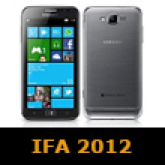 Karşınızda Windows'lu Samsung ATIV S