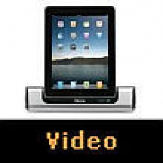 iPad Uyumlu Taşınabilir Hoparlör