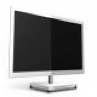 Kağıt Gibi LCD Televizyon