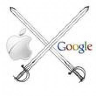 Google'dan Apple'a Hodri Meydan