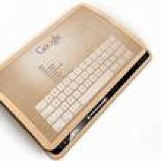 Enerjisi Bitmeyen Tablet Konsept:  Ecopad