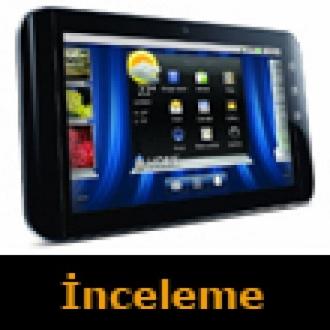 Dell Streak 7 Tablet Video İnceleme