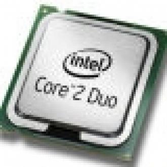 Dizüstülere 2.93 GHz Core2Duo