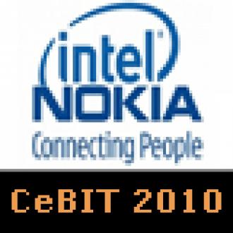 Cebit 2010: MeeGo'lu N900 ve Atom Yakında