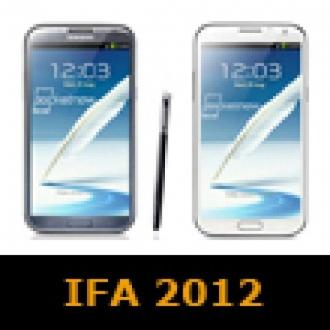 Samsung Galaxy Note 2 Ön İnceleme