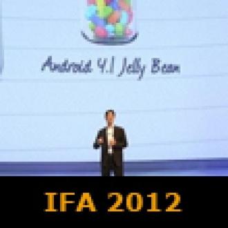 IFA'da Galaxy S3'e Jelly Bean Müjdesi