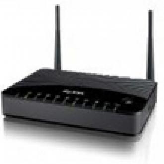 ZyXEL P-660HNU-F1 ile Fiber ve ADSL Bir Arada