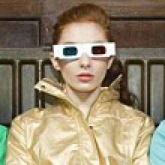 Gözlüklü İnsanlara 3D Kıyağı