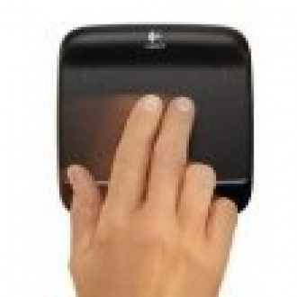 Logitech'ten Kablosuz Touchpad