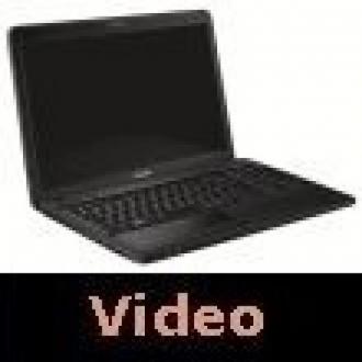 Toshiba Satellite C660-1QG Video İnceleme