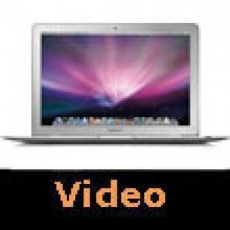 Apple MacBook Air Video İnceleme
