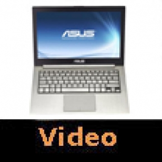 ASUS ZENBOOK UX31 Video İnceleme