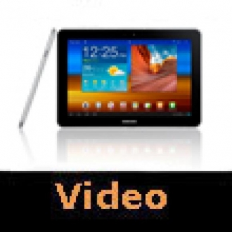 Samsung Galaxy Tab 10.1 Video İnceleme
