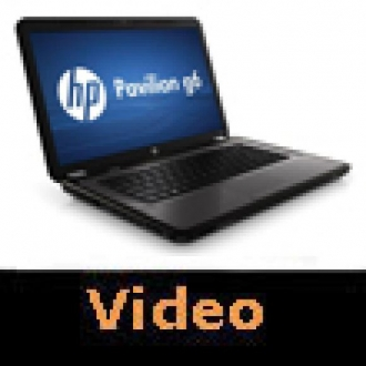 HP Pavilion G6-1175ST Video İnceleme