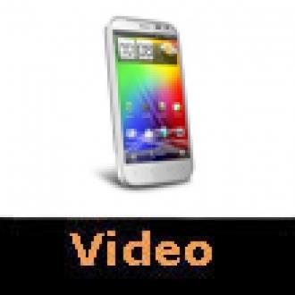 HTC Sensation XL Video İnceleme