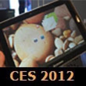 CES 2012: Lenovo'dan 4 Çekirdekli Tablet