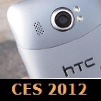 CES 2012: HTC'den 16 MP'lik Akıllı Telefon