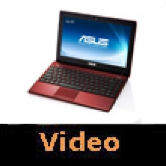 ASUS Eee PC 1225B Video İnceleme