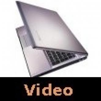 Lenovo Z570 Dizüstü Video İnceleme