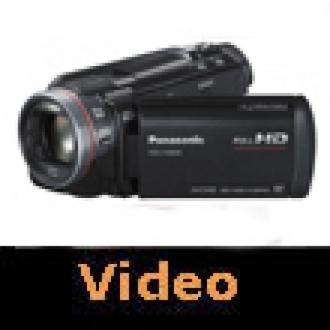 Panasonic HS900 ve 3D Lens İnceleme