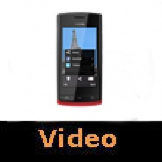 Nokia 500 Video İnceleme