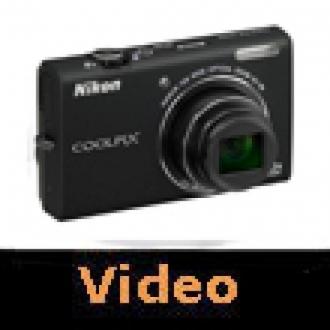 Nikon Coolpix S6200 Video İnceleme