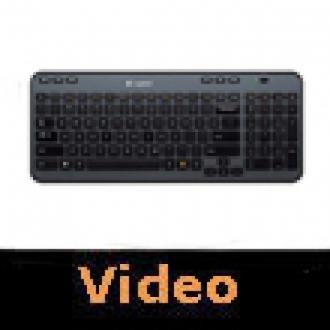 Logitech K360 Video İnceleme