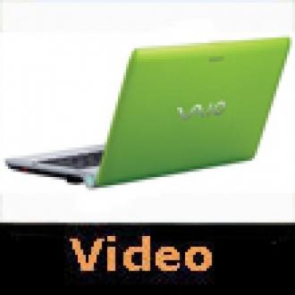 Sony VAIO YB3V1E Video İnceleme