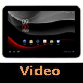 Vodafone Smart Tab 10 Video İnceleme