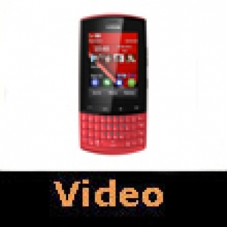Nokia Asha 303 Video İnceleme