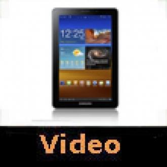 Samsung Galaxy Tab 7.7 Video İnceleme