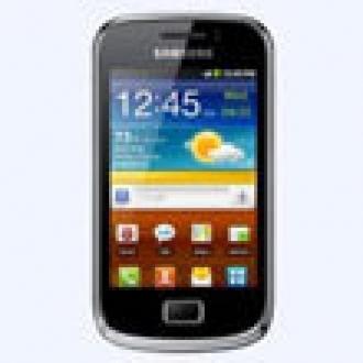 Samsung Galaxy Mini 2 Ön Siparişe Açıldı